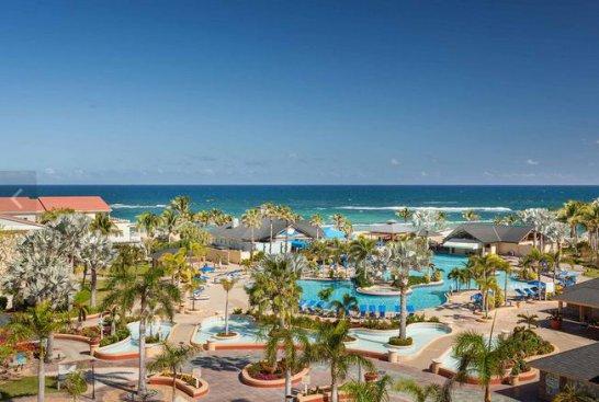 20 от най-добрите курорти на Карибите