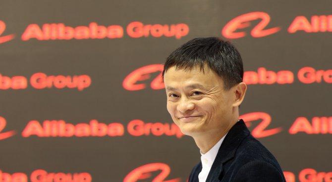 Джак Ма вече е най-богатият човек в Азия