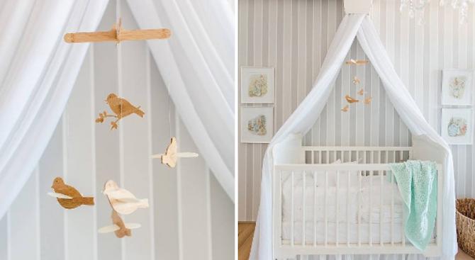 Изумителна бебешка стая