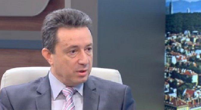 Янаки Стоилов: Правят се опити за съхранение на властта