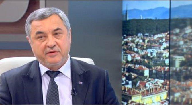 Валери Симеонов: Предложих на Борисов да освободи Надежда Нейнски като посланик в Анкара (видео)