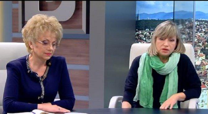 Валерия Велева: Битката Доган - Местан е битка на баща и син (видео)