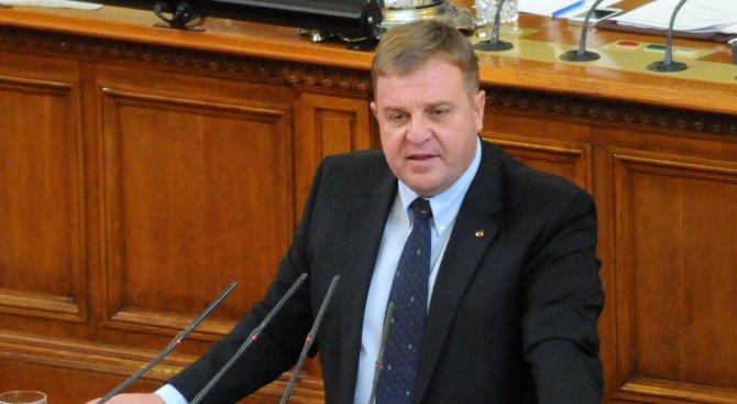 Каракачанов: Плевнелиев е най-слабият български президент