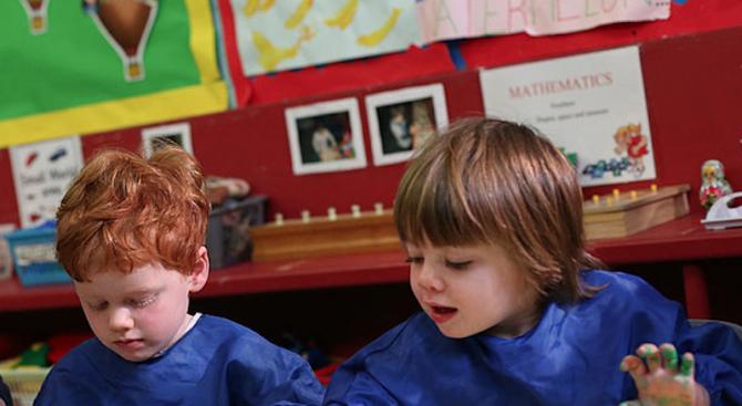 """Методът """"Монтесори"""" влиза в 5 пловдивски детски градини"""