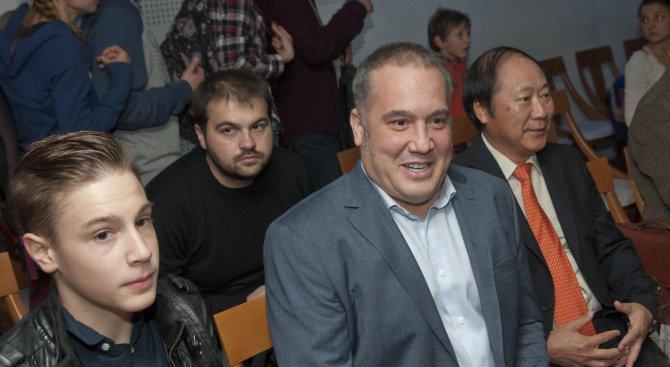 Слави Бинев: Конфликтът ми с премиера е тлеещ и с различна спорадичност (видео)