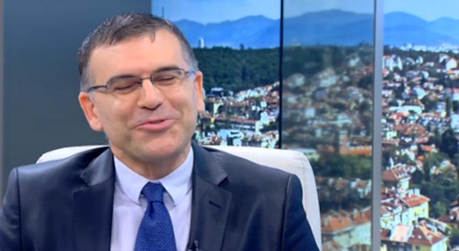 Дянков: Оставката на Калфин е положителна за кабинета