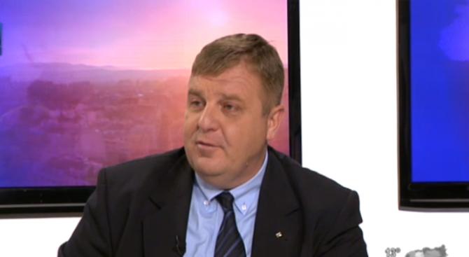 Каракачанов: Президентът зае драматична поза за Изборния кодекс