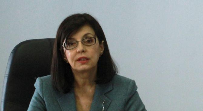 Кунева: Новият социален министър трябва да може бързо и лесно да се включи в екипа