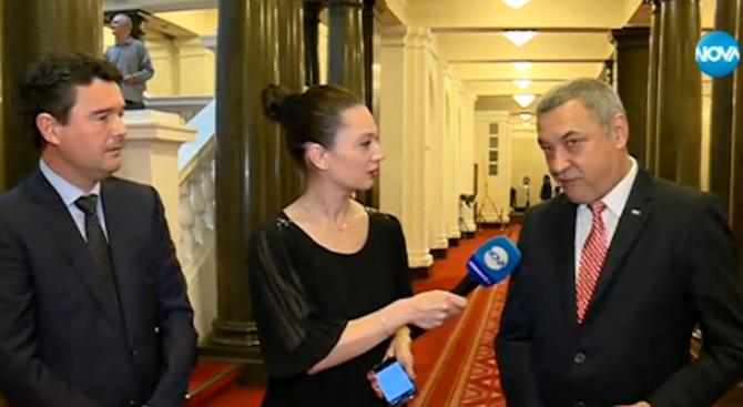 Валери Симеонов: Политиката не е сделка
