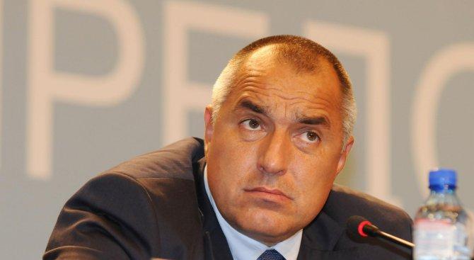 Борисов: На Балканите сме си мъже… Това също е заложено в нашия манталитет