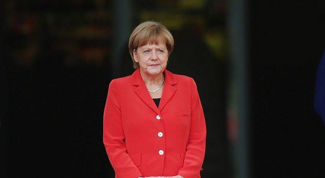 Меркел призова за по-добро съгласуване на хуманитарните усилия