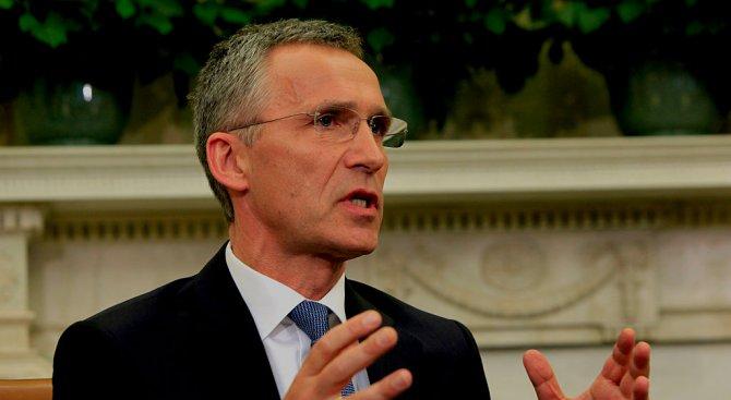 САЩ се включват в операцията на НАТО в Егейско море
