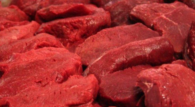 10 тона телешко месо, отказано от Турция, е пуснато на пазара у нас