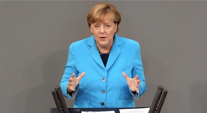 Ангела Меркел: Хуманитарната система не работи