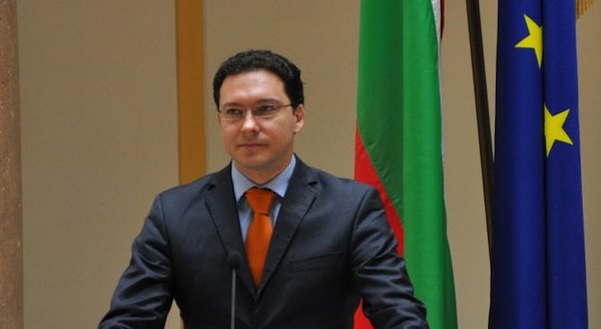 Даниел Митов ще бъде на работно посещение в Рим на 24 май