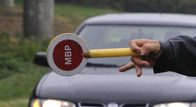 МВР: 13 799 нарушения на пътя са установени в страната за периода от 16 до 22 май