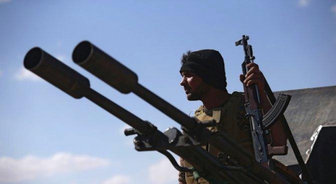 Ожесточени сражения в Сирия