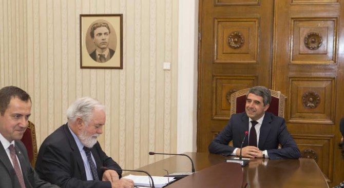 Президентът: България е водещ регионален играч на Балканите