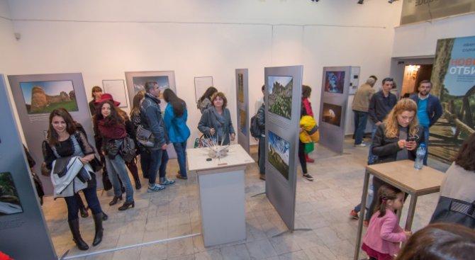 """Пътуващата изложба на фотографии от """"Нови 101 отбивки"""" ще бъде изложена в НДК между 24 и 29 май"""
