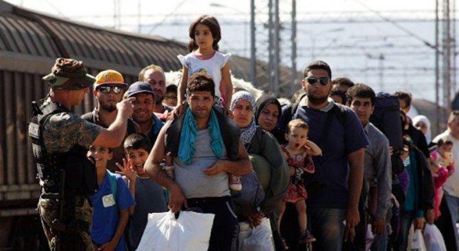 Само трима бежанци са останали в България в рамките на квотите на ЕС