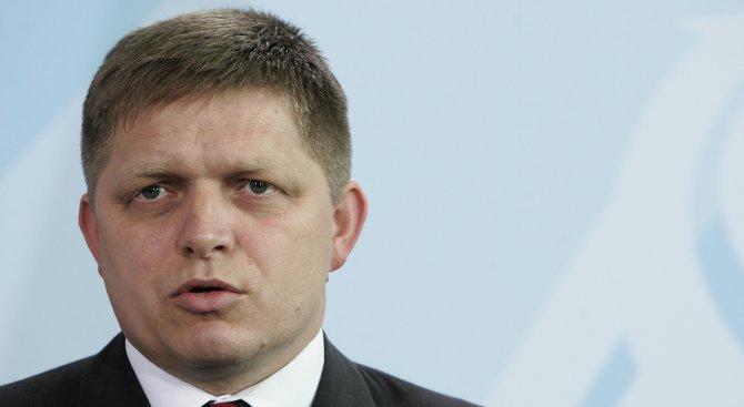 Словашкият премиер: Страната ни не е място за мюсюлмани