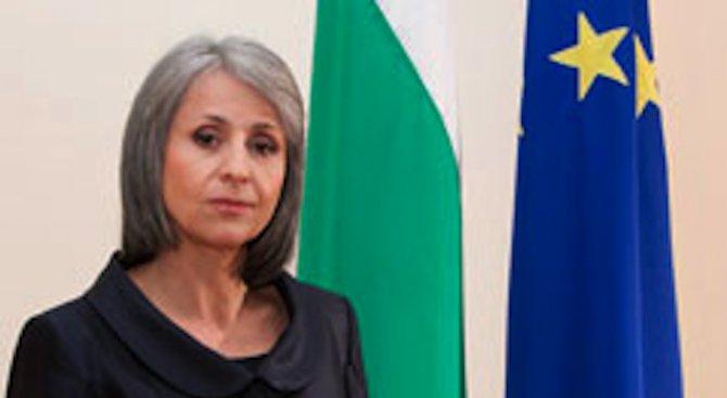 Вицепрезидентът Маргарита Попова ще бъде на посещение в Тутракан