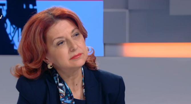 Д-р Красимира Ковачка: Никой от БДЦ не се е облагодетелствал по някакъв начин от властта