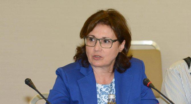 Бъчварова: Реформата в МВР ще спести най-малко 65 млн. лв.