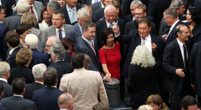 Германия за Арменския геноцид: Ja! (обновена)
