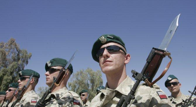 Полша създава доброволчески милиции с численост от 35 000 души