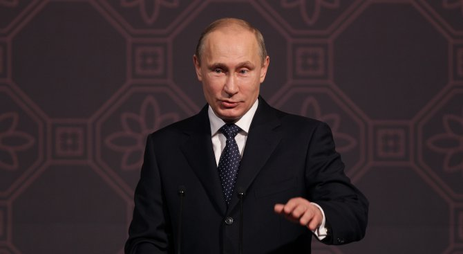 Путин разплака дете и не го успокои (видео)