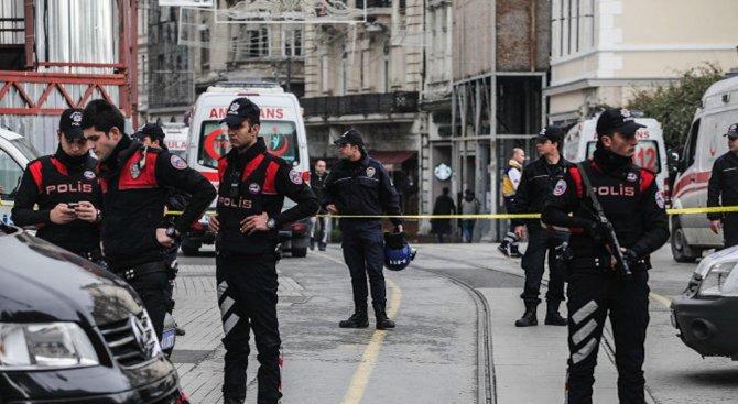 Четирима заподозрени са арестувани за атентата в Истанбул