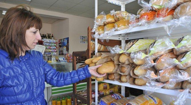 Хлябът, който консумираме, масово е от замразени заготовки