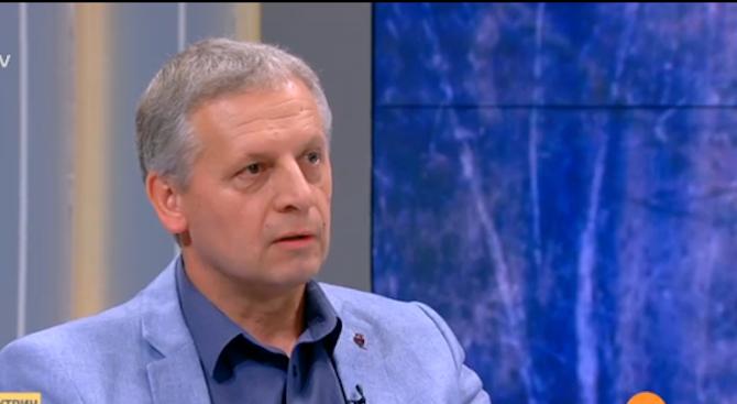 Ген. Валери Григоров: МВР няма необходимия ресурс за охрана по границата