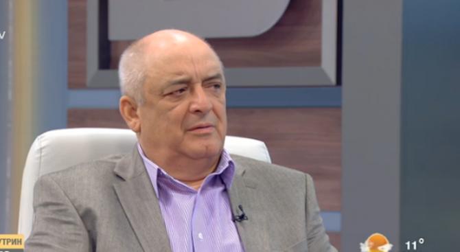 Проф. Димитър Иванов: МВР показа, че не се справя