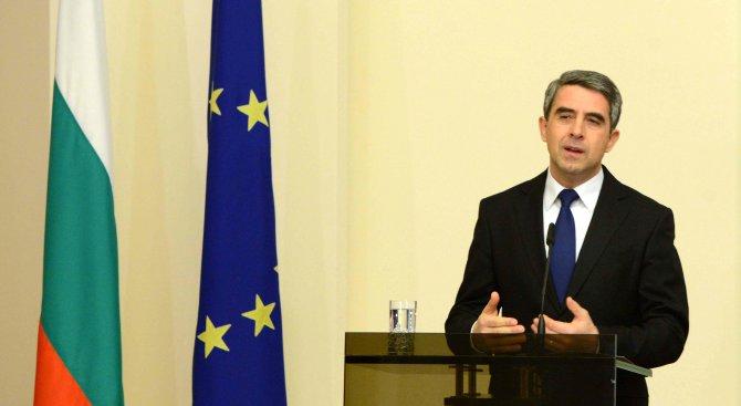 Плевнелиев: Ще работим за европейската перспектива на всички държави от Западните Балкани