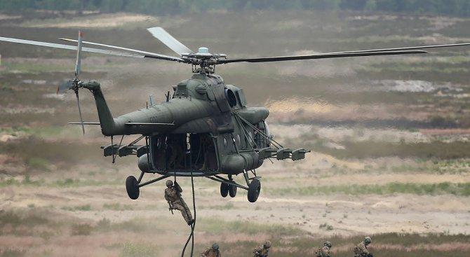 Военни маневри на НАТО започват в Полша