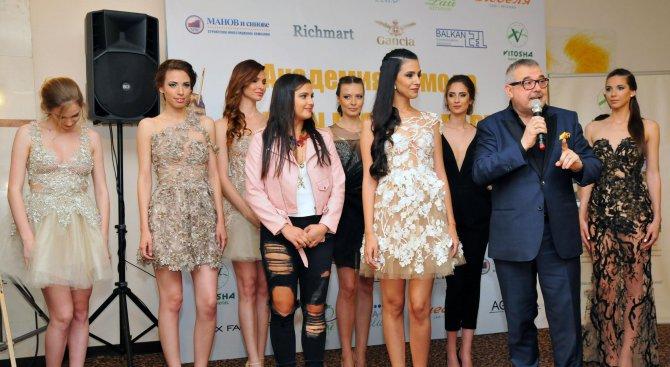 Академията за мода закри сезона с бляскаво ревю на водещи дизайнери и студенти (снимки)
