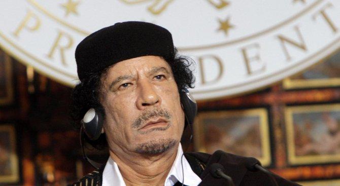 Бизнесмен се опита да продаде кама на Муамар Кадафи в Турция