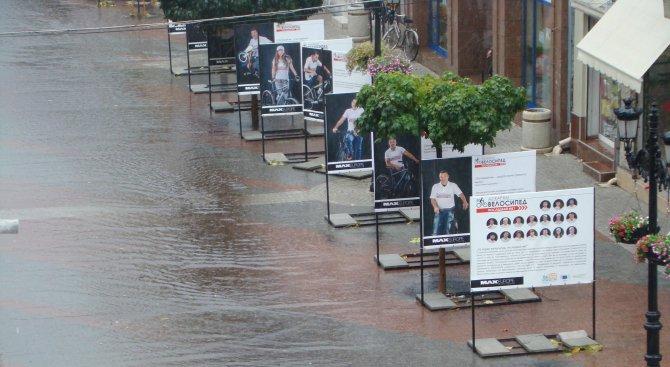 Климатолог: Проливните дъждове, които ни заливат, са свързани с атмосферната циркулация