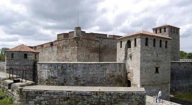 "Крепостта ""Баба Вида"" се руши"