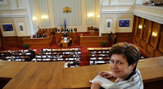 Би Би Си: Кристалина Георгиева не е безразлична към битката за ООН