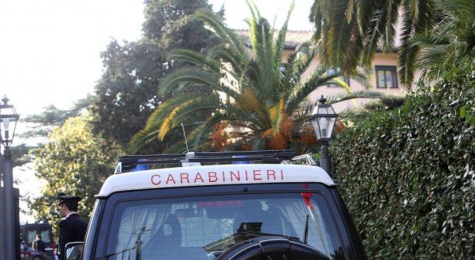 Осем ранени след взрив в ресторант в Италия