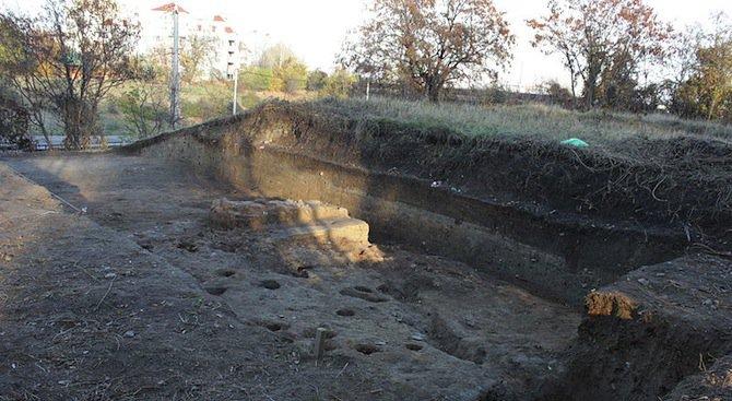 Археолози откриха в София най-големите постройки в Европа от времето на неолита