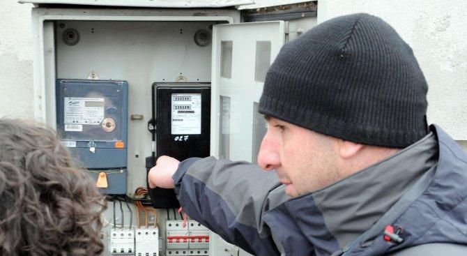 ЧЕЗ ще отчита извънредно електромерите