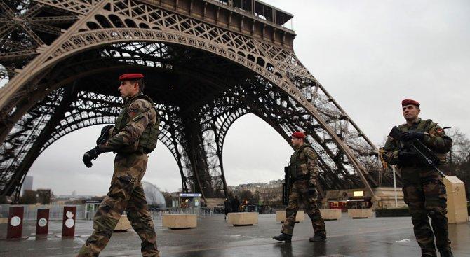 Евробарометър: Борбата с тероризма трябва да е приоритет на ЕС