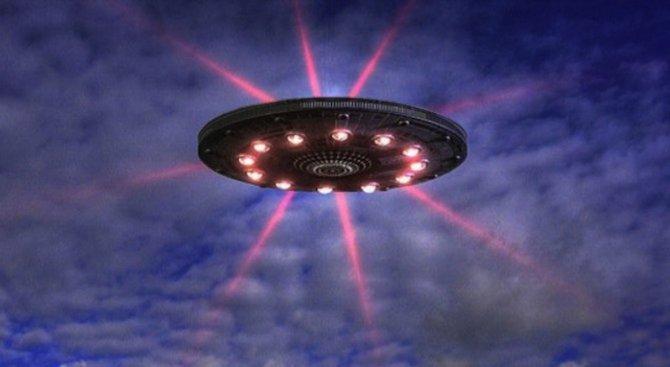 Най-много НЛО у нас има над Родопите