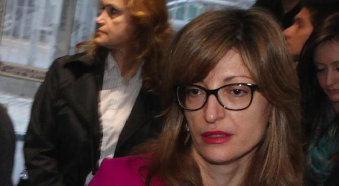 Захариева: Предложихме Закон за съдебната власт, който е в интерес на обществото
