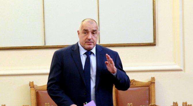 Борисов: Имам готов играч за изборите, но ме дразните с въпросите кой е (видео)