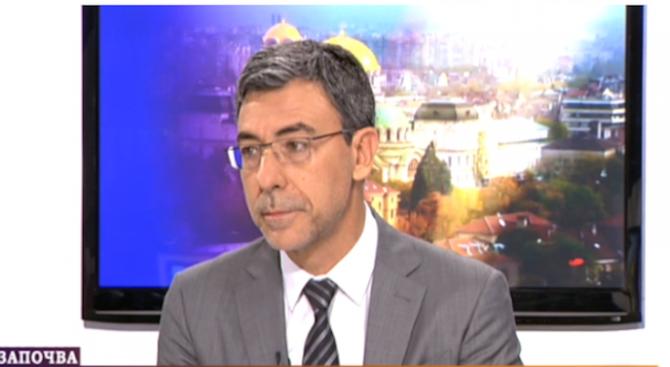Даниел Вълчев: Антикорупционният закон не решава въпроса с корупцията